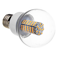 7W E26/E27 Ampoules Globe LED 118 SMD 3528 620-640 lm Blanc Chaud / Blanc Froid AC 100-240 V