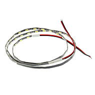 0.9M 10W 54x5630SMD 700LM White Light LED Strip Light (DC 12V)