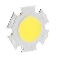 DIYの5W 420-500LM 300ミリアンペア6000Kクールホワイトライト内蔵LEDモジュール(15-17V)