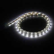 1M 3.5W 3528SMD 245LM 6000K Cool White Light LED Strip Light (220V)