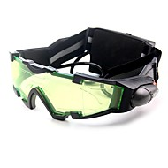 Luci Night Vision Goggles con Flip-out LED blu