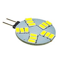 G4 5 W 15 SMD 5630 330 LM Warm White / Cool White Spot Lights DC 12 V