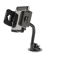 Universal Car Mount Holder Rotary Phone Holder + Vent Clip for Samsung Galaxy Note3 and Others