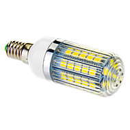 E14 9 W 47 SMD 5050 650 LM Warm White/Cool White Corn Bulbs AC 12 V
