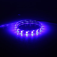 0.9M 10W 54x5630SMD 700LM Blue Light LED Strip Light (DC 12V)