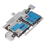 Replacement Micro SD SIM Card Connector Socket Slot Flex Cable for Samsung i9300 Galaxy S3
