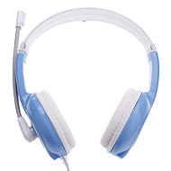 LUPUS Fashion Hi-fi Stereo Headphone Blue