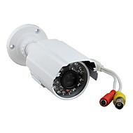 700TVL 1月4日CMOS IRカット(昼と夜の切り替え機能)CCTV屋外防水赤外線カメラYS-6624cc