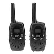 5Km Pair Twin 2-Way 2 Two-Way Radio Walkie Talkie Two Way Radio T-628 Set