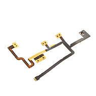 Power On Off Volume Flex Cable Ribbon voor CDMA iPad 2