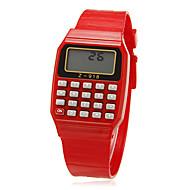 Γυναικεία Μοναδικό Creative ρολόι Χαλαζίας Μπάντα Μπλε Κόκκινο Πορτοκαλί Μωβ Κίτρινο Rose Τριανταφυλλί Κόκκινο Πράσινο Μπλε Βαθυγάλαζο