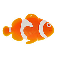 Flash 8gb pesce usb a forma di auto