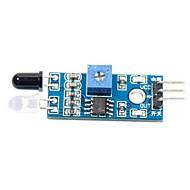 smart car ostacolo sensore a infrarossi per evitare (per arduino)