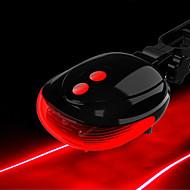 Radlichter , Rückleuchten / Radlichter - 4 oder mehr Modus Lumen AAA Batterie Radsport/Fahhrad Rot Fahhrad Others