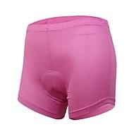 Arsuxeo® Sottopantaloncini da ciclismo Per donna Bicicletta Traspirante / Asciugatura rapida / Design anatomico / Pad 3DPantaloncini