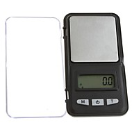 200g * 0.01g LCD Digital Pocket Jóias Coin Escala Ouro