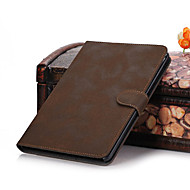 Luxury Elegant Retro Magnetic Smart Turnover Leather Cover Case for iPad 2/3/4(Assorted Color)