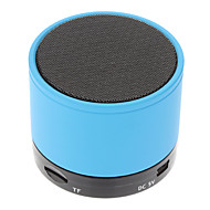 Portable Mini Bluetooth Speaker with Mic and TF Card Port/USB