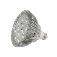 E26/E27 12W 12 LM Warm White / Natural White PAR38 Dimmable LED Spotlight AC 100-240 V