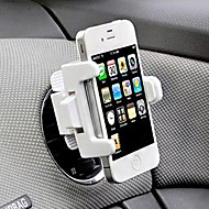 Universal-In-Auto-Halter für iPhone4/4S, 5/5S, 5C (Farbe sortiert)