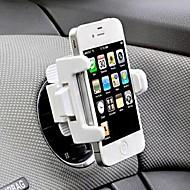 Universal In-Car Holder for iPhone4/4S, 5/5S, 5C (assortert farge)