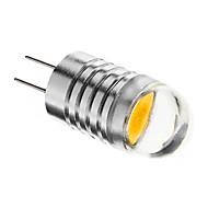 G4 1.5 W 1pcs COB 90-120lm LM Warm White Spot Lights DC 12 V