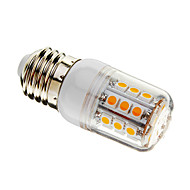 4 W 30 SMD 5050 400 LM Warm White Dimmable Corn Bulbs AC 220-240 V