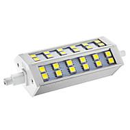 הנורה האור הלבן LED תירס החם R7S 8W 36x5050SMD 430LM 2800-3001K (AC-265V 85)