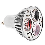 Spot Blanc Chaud GU10 3 W 3 240-270 LM 3000-3500 K AC 85-265 V