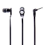 JM02 3.5mm Stereo Portable Hi-Fi In-Ear Headphone with Micphone