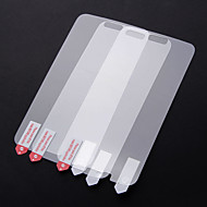 3pcs Anti-Scratch & Fingerprint Hyper-98% Transparantie Screen Protector voor Samsung Galaxy I9600 S5