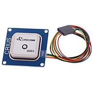 מודול GPS V3.0 NEO-6 CRIUS עבור בקר טיסת ארנב APM MWC Pirot