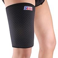 Sport Badminton Elastische Stretch-Schenkel-Klammer-Stütz Wrap Band - Free Size
