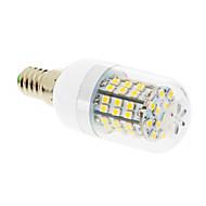 7W E14 / G9 / GU10 / E26/E27 LED-kornpærer T 60 SMD 2835 550-680 lm Varm hvit / Kjølig hvit AC 220-240 V