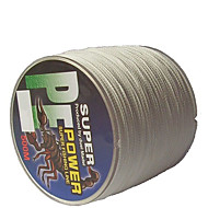 500M / 550 Yards PE Braided Line / Dyneema / Superline Fishing Line White 70LB / 80LB / 100LB 0.4;0.45;0.5 mm ForSea Fishing / Freshwater