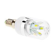 E14 7 W 10 SMD 5630 600-650 LM Cool White T Corn Bulbs AC 85-265 V