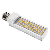 Mais-Birnen T E26/E27 8 W 630 LM 3000 K 40 SMD 5050 Warmes Weiß AC 85-265 V