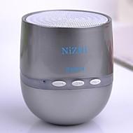 Samsung電話のTFマイクのUSBを持つnizhi-tt026ハイファイハンズフリーのミニワイヤレスBluetoothスピーカー