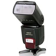 EOSCN ES-560 Universal flash avec la fonction de remplissage de lumière pour Canon, Nikon, Pentax, Olympus - Noir