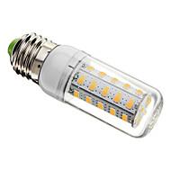 E26/E27 36 SMD 5730 650-700 LM Warm White LED Corn Lights AC 220-240 V