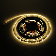 5M 48W 600x3528SMD Warm White Light LED Strip Lamp (DC 12V)