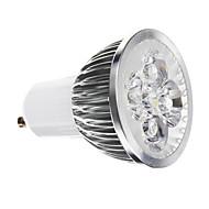 GU10 4W 320LM 4500K натуральный белый свет Светодиодные пятно света (AC 85-265В)
