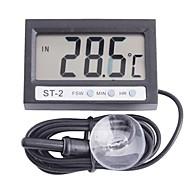 "ST-2 1,95 ""LCD digitalni termometar za akvarij Hladnjak i više"