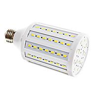 e27 / b22 20w 98x5730smd 1600lm warm / koel wit licht led corn lamp (220v)