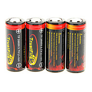 TrustFire 5000mAh 26650 Battery (4pcs) with Overcharge Protection