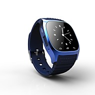 rwatch M26 SmartWatch indossabile, controllo multimediale / chiamate hands-free / contapassi / anti-persi per android / ios