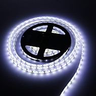 Vattentät 5M 120W 300x5630 SMD Cool White Light LED Strip Lamp (DC 12V)