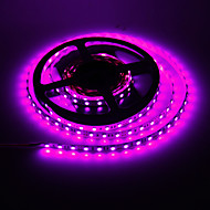 Los 5M 72W 300x5050SMD Lámpara LED Strip Light Pink (12V DC)