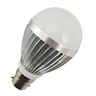 LOHAS B22 7 W 14 SMD 5730 660-690 LM Warm White Dimmable Globe Bulbs AC 100-240 V