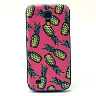 Mert Samsung Galaxy tok Minta Case Hátlap Case Gyümölcs PC Samsung S4 Mini